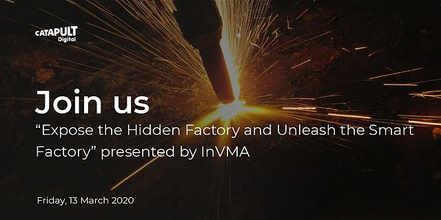 InVMA Event - Expose the Hidden Factory and Unleash the Smart Factory